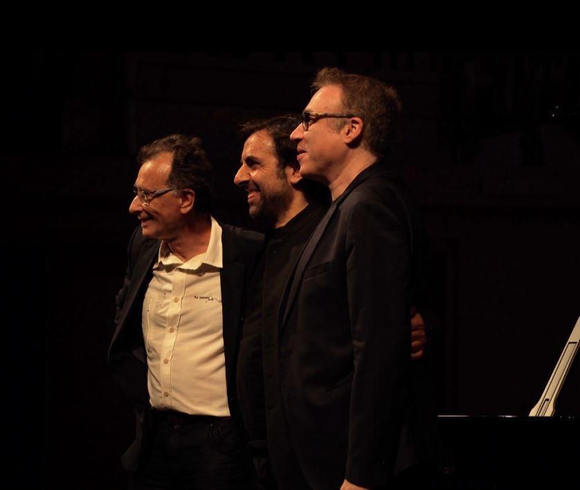 François-René Duchâble,Jean-François Zygel et André Manoukian