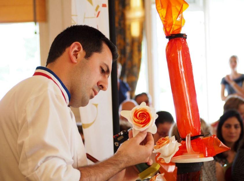 Julien Boutonnet, Meilleur Ouvrier de France