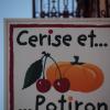 Cerise et Potirons