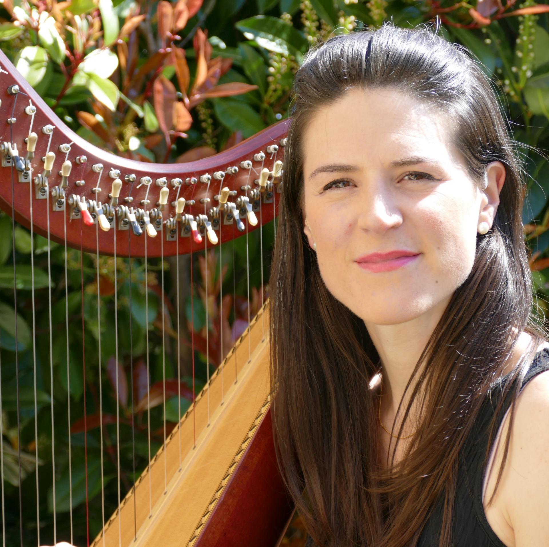 Celie benoist harpe celtique