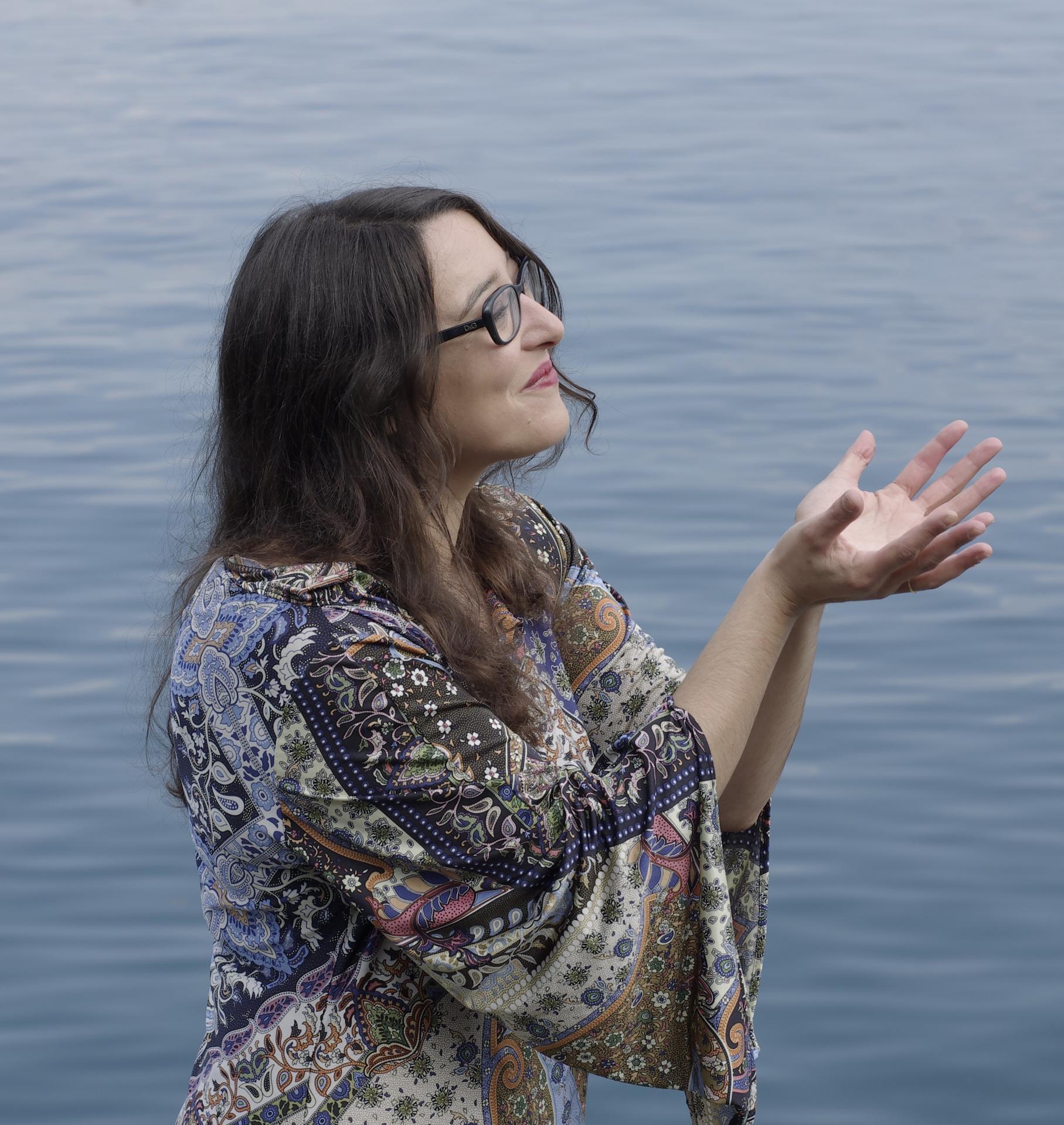 Emilie musique aquatique