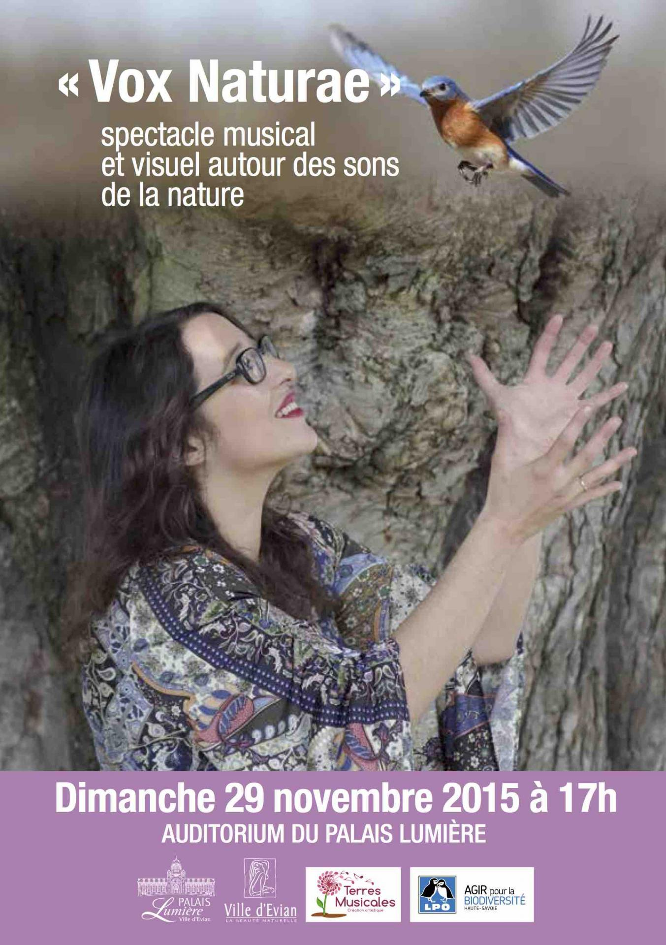 Flyer spectacle vox naturae 1