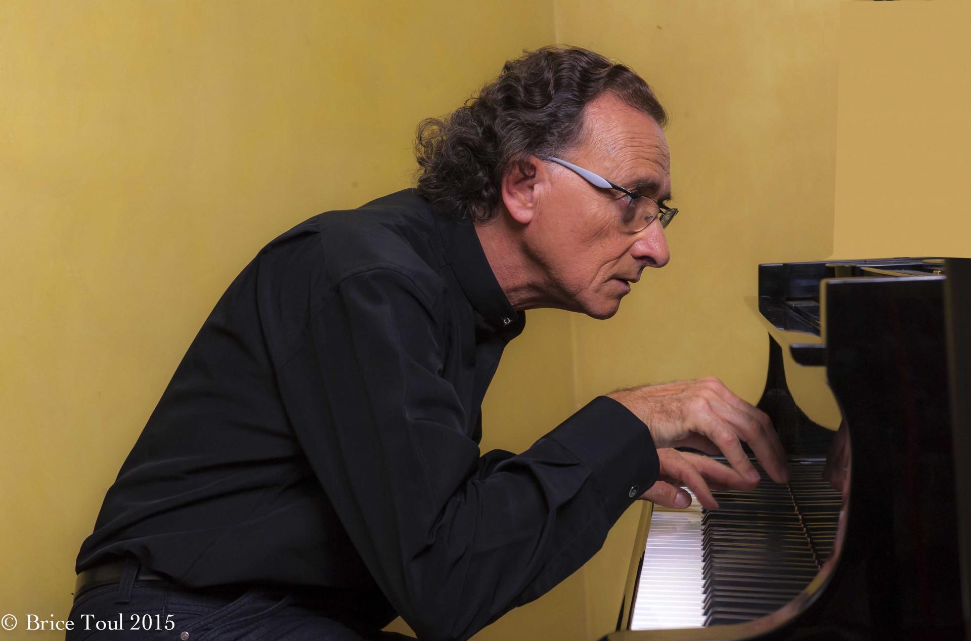 Marathon du piano 2018 - François-René Duchâble