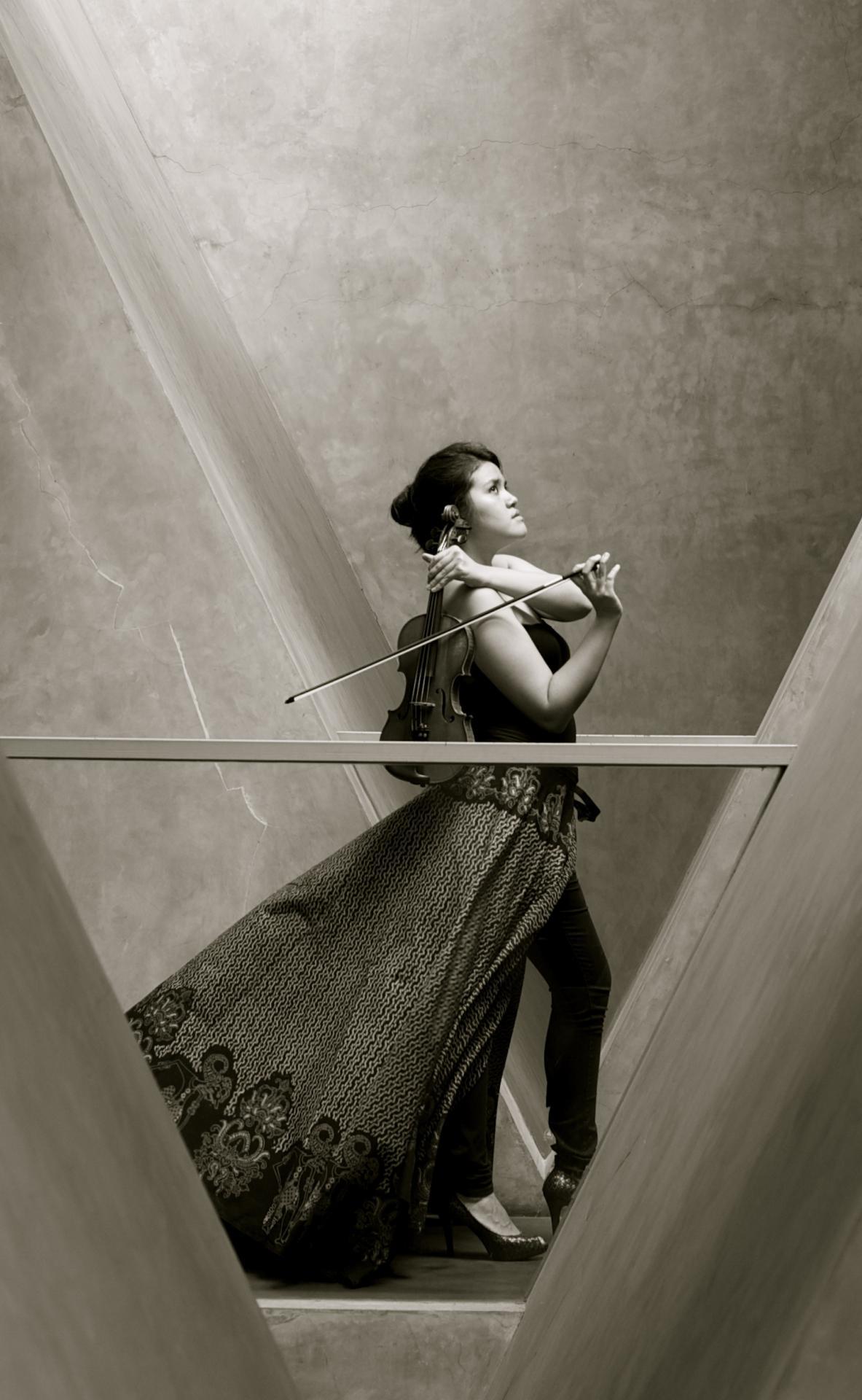 Ken lila ashanti violon