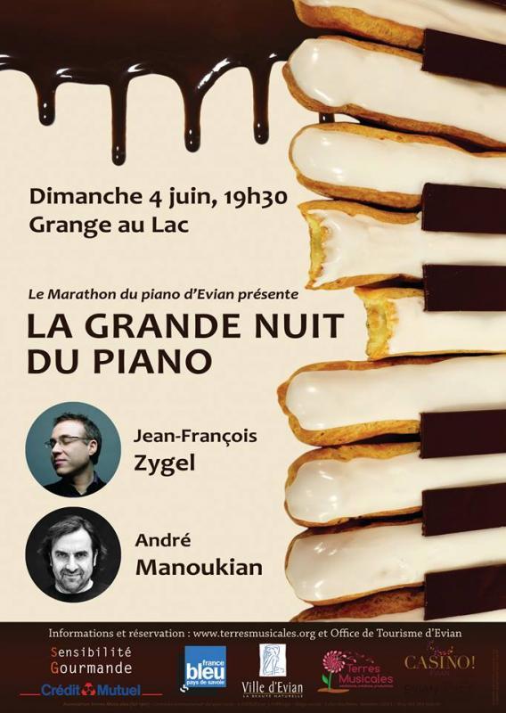 La grande nuit du piano