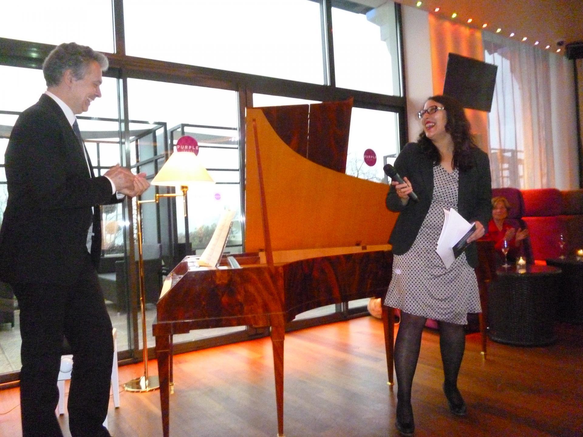 Salon pianoforte avec Pierre Goy