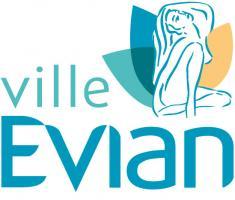 Logo ville evian 1