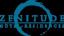 Logo zenitude bleu