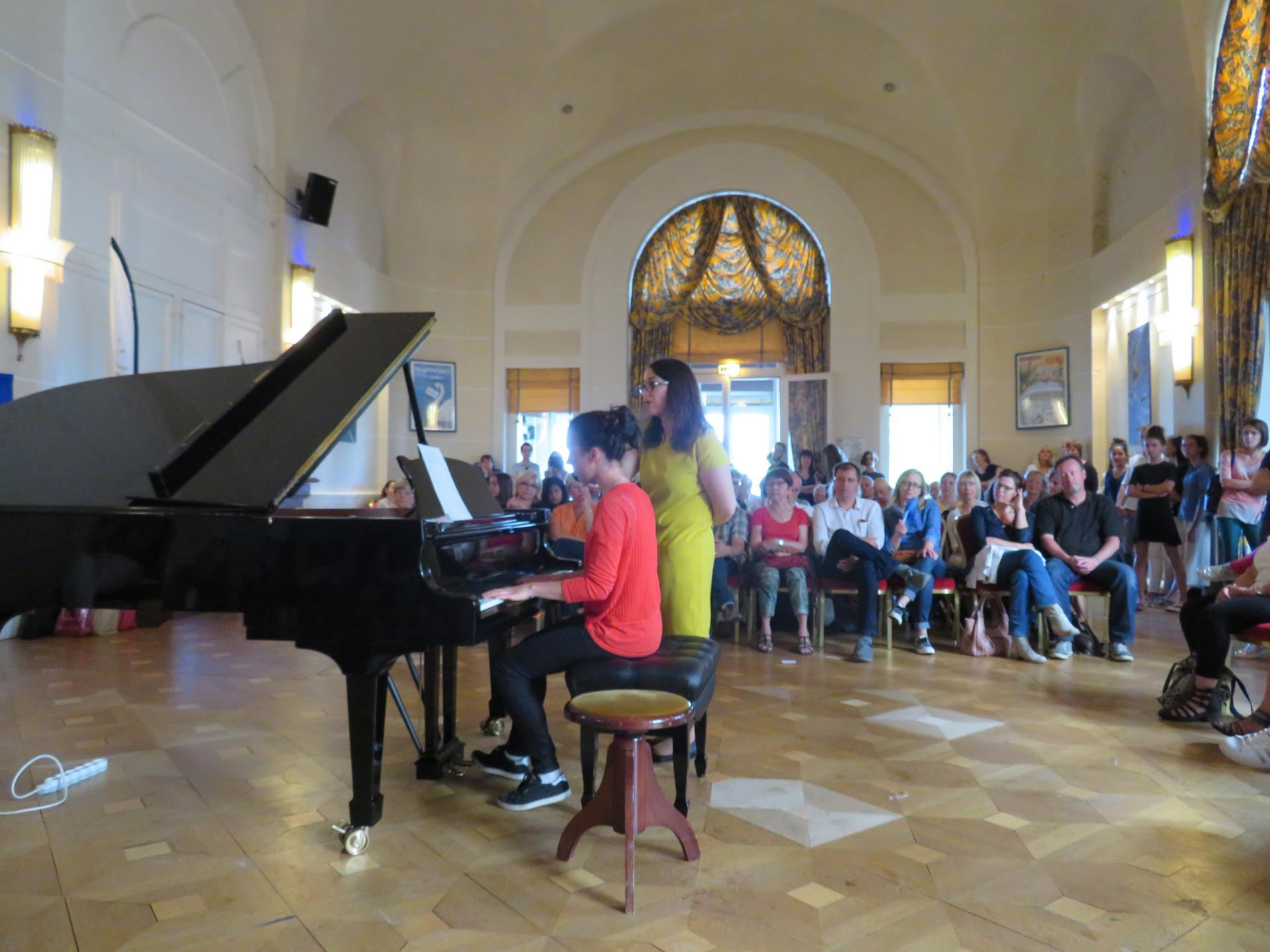 Marathon des amateurs de piano