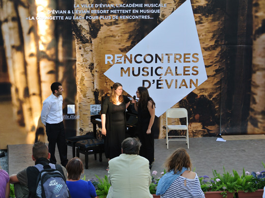 Rencontres musicales d evian terres musicales