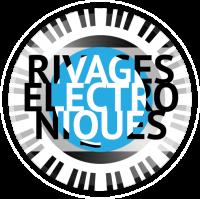 Rivages logo fond noir