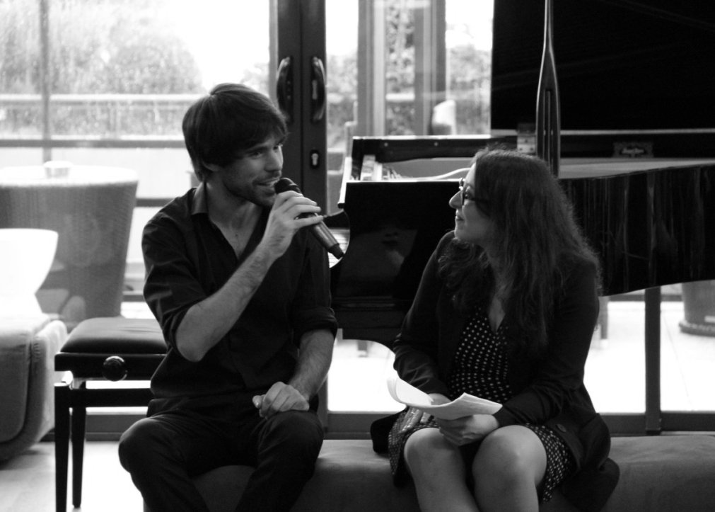 Les Salons d'Emilie, Tanguy de Williencourt, pianiste