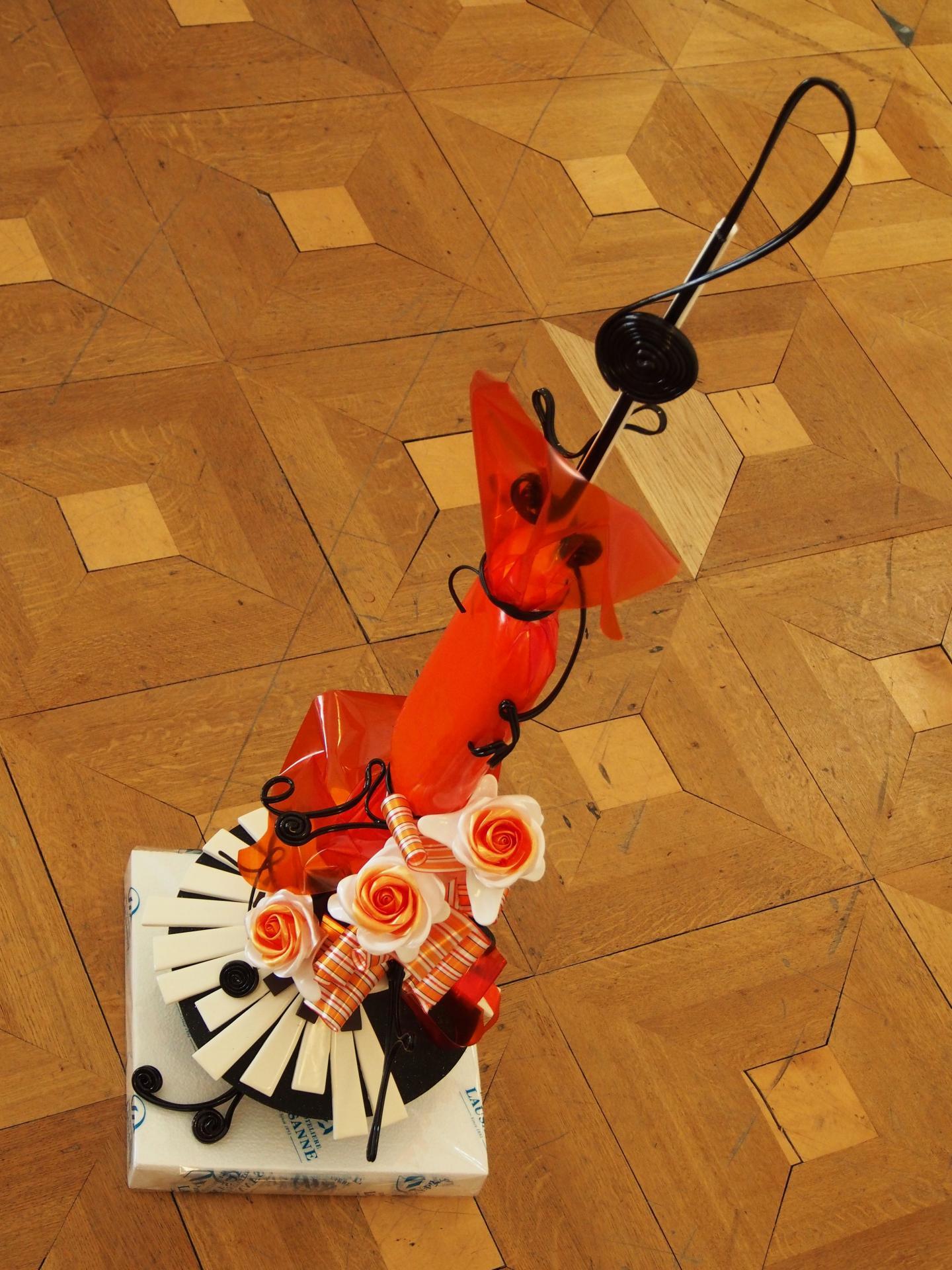 """""""Sculpture musicale"""", Julien Boutonnet"""