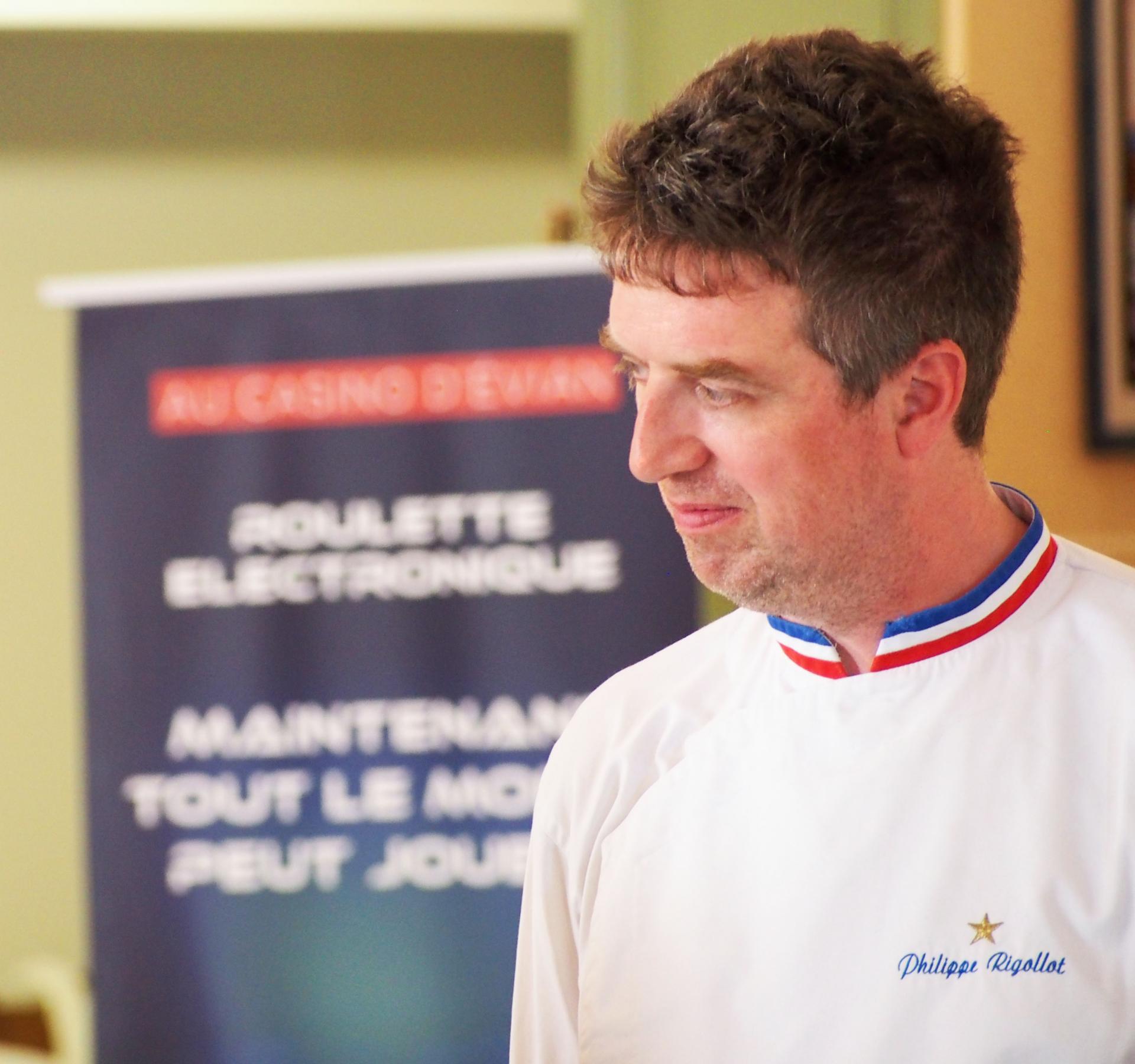 Philippe Rigollot, Meilleur Ouvrier de France, champion du Monde de pâtisserie